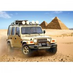 Puzzle  Castorland-08521-M5 4 x 4 off-road car