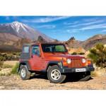 Puzzle  Castorland-08521-M7 4 x 4 off-road car