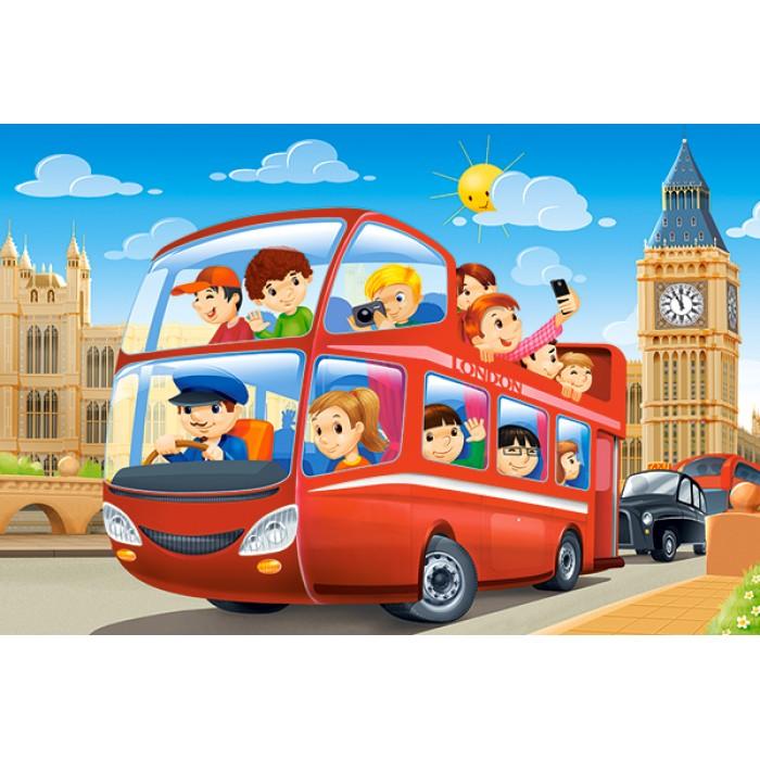 Mini Puzzle - London