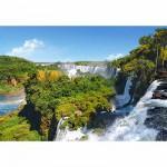 Castorland-101917 Jigsaw Puzzle - 1000 Pieces - Iguazu Falls, Argentina