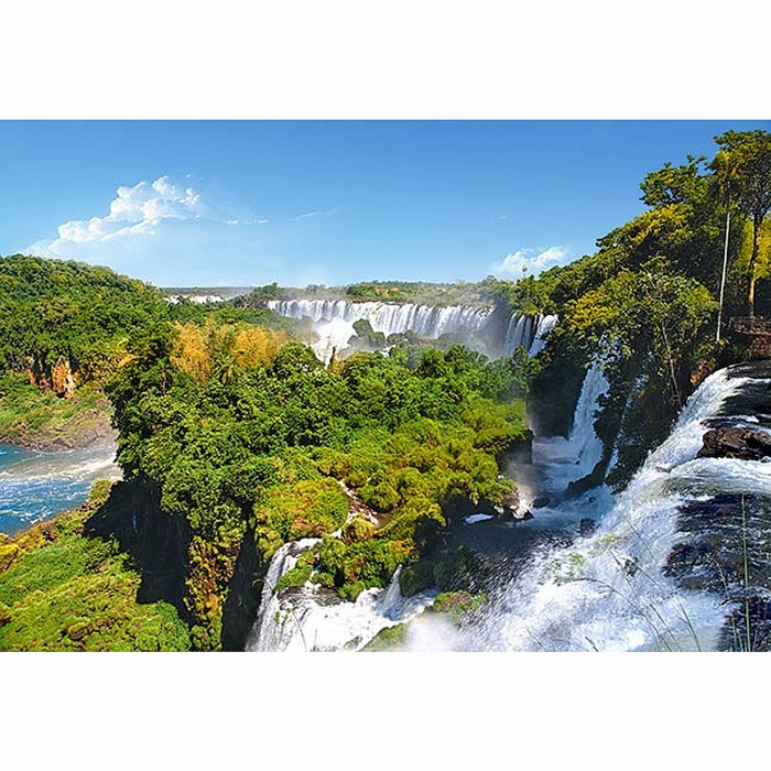 Jigsaw Puzzle - 1000 Pieces - Iguazu Falls, Argentina