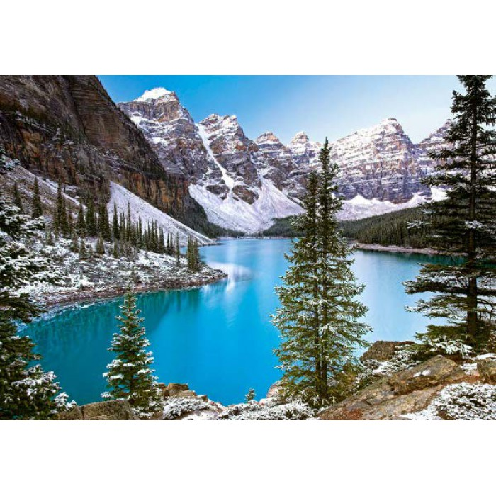 Canada : Mountain Lake