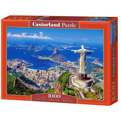 Puzzle Castorland-102846 Rio de Janeiro