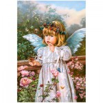 Puzzle  Castorland-103232 Butterfly Dreams