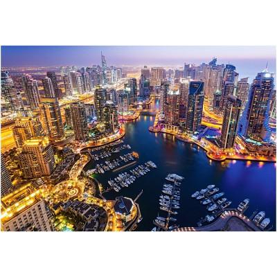 Puzzle Castorland-103256 Dubai at Night
