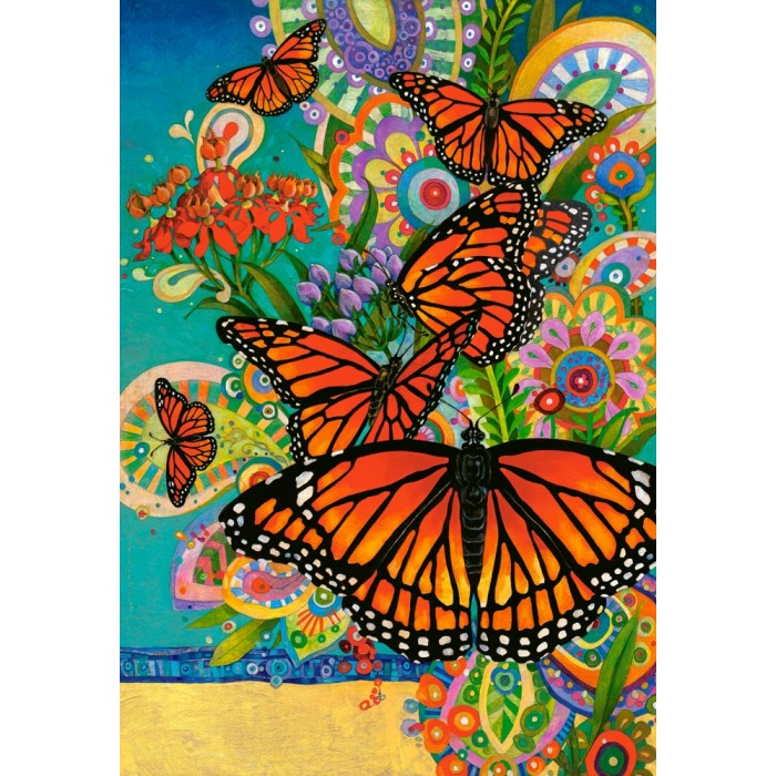 David Galchutt: Monarch Madness