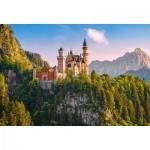 Puzzle  Castorland-103706 Neuschwanstein, Germany