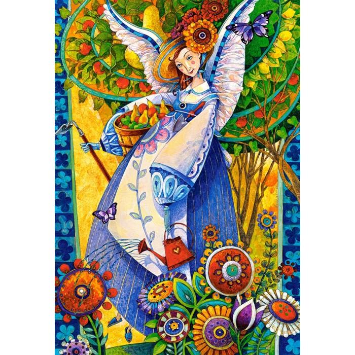 David Galchutt: Angelic Harvesting