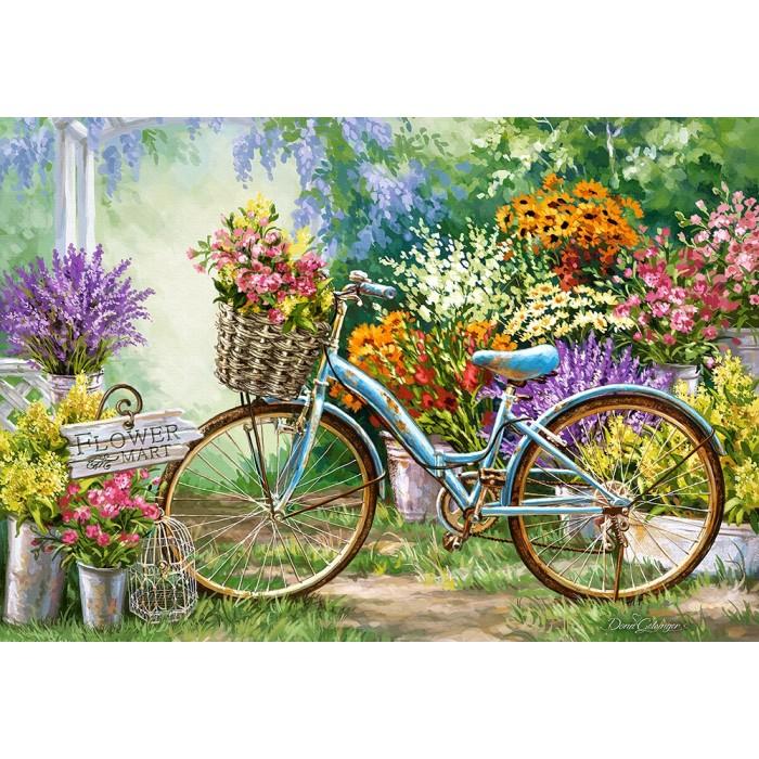 The Flower Mart