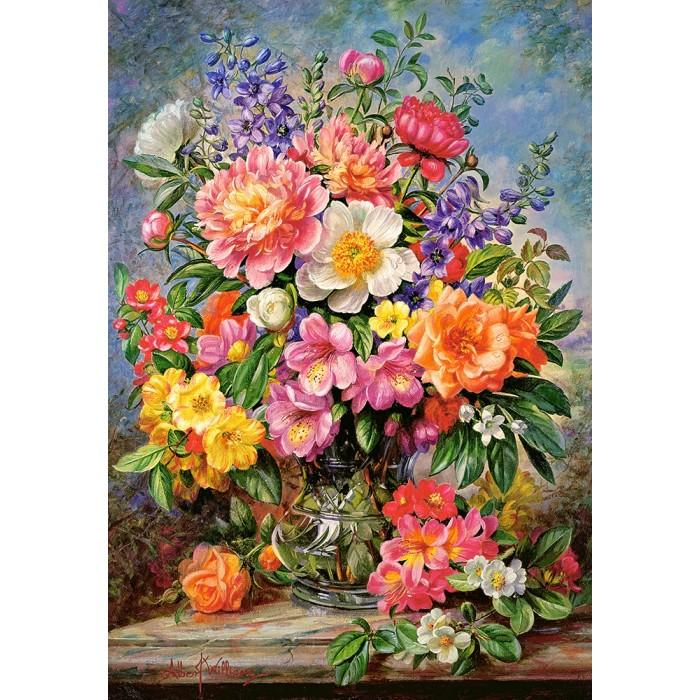 June Flowers in Radiance