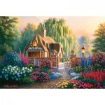 Puzzle  Castorland-103973 Cranfield Gardens