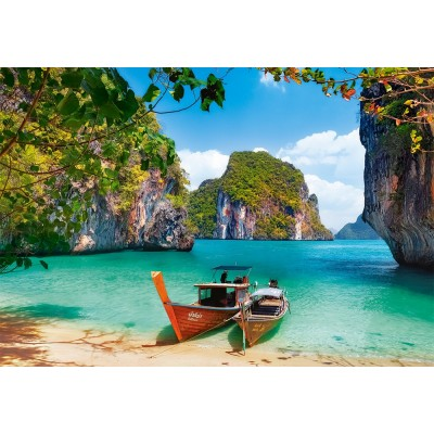 Puzzle Castorland-104154 Ko Phi Phi, Thailand