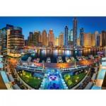 Puzzle  Castorland-104222 Dubaï Marine