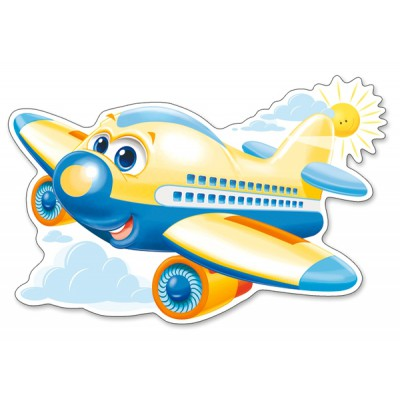 Puzzle Castorland-120031 XXL Pieces - Sunny Flight