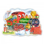Puzzle  Castorland-120055 XXL Pieces - Huff and Puff