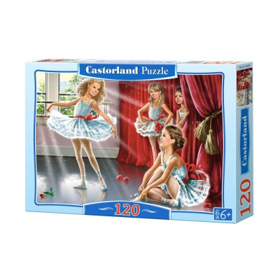 Puzzle Castorland-13036 Ballet Class