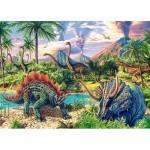 Puzzle  Castorland-13234 Dinosaurs