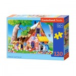 Puzzle  Castorland-13333 Hansel and Gretel