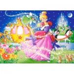 Puzzle  Castorland-13395 Cinderella