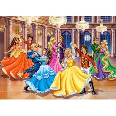 Puzzle Castorland-13449 Princess Ball