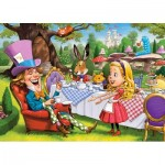 Puzzle  Castorland-13456 Alice in Wonderland