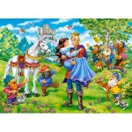 Puzzle  Castorland-13463 Snow White