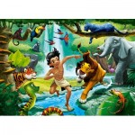 Puzzle  Castorland-13487 Jungle Book