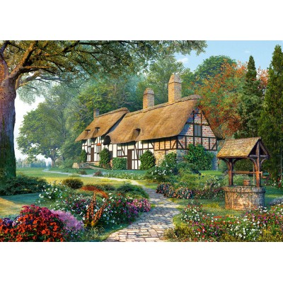 Puzzle Castorland-150915 Magical place