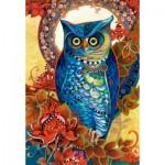 Castorland-151110 Jigsaw Puzzle - 1500 Pieces - David Galchutt : Owl