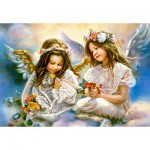Puzzle  Castorland-151394 Gift from an Angel