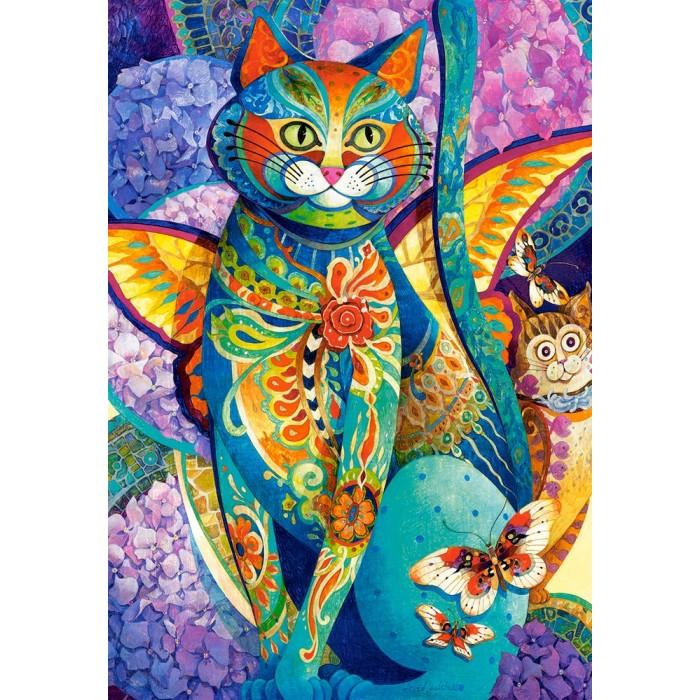 David Galchutt: Feline Fiesta
