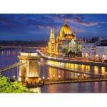 Castorland-200405 Jigsaw Puzzle - 2000 Pieces - Budapest, Hungary