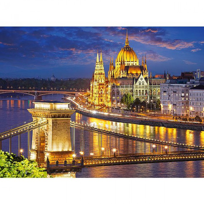 Jigsaw Puzzle - 2000 Pieces - Budapest, Hungary