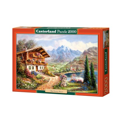 Puzzle Castorland-200511 High Country Retreat