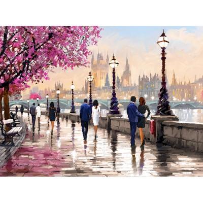 Puzzle Castorland-200566 Along the River