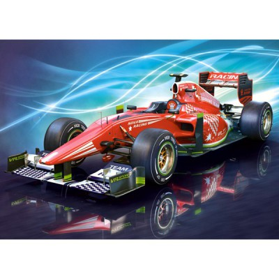 Puzzle Castorland-27255 Formule 1