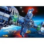 Puzzle  Castorland-27408 Futuristic Spaceship