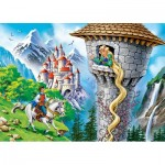 Puzzle  Castorland-27453 Tangled