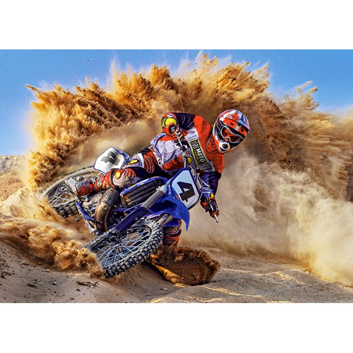 Fast and Dust