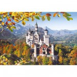 Castorland-300013 Jigsaw Puzzle - 3000 Pieces - Neuschwanstein Castle, Germany