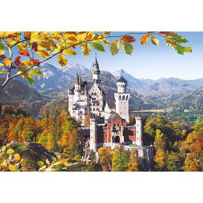 Castorland-300013 Jigsaw Puzzle - 3000 Pieces - Neuschwanstein Castle, Germany