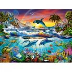Puzzle  Castorland-300396 Paradise Cove