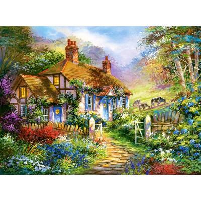 Puzzle Castorland-300402 Forest Cottage