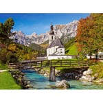 Puzzle  Castorland-300464 Ramsau, Germany