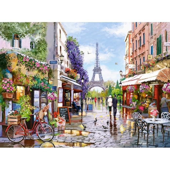 Flowering, Paris