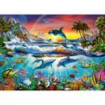 Puzzle  Castorland-30101 Paradise Cove