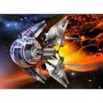 Puzzle  Castorland-30163 Spacecraft drone