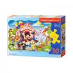 Puzzle  Castorland-3419 The Circus