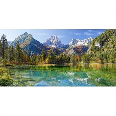Castorland-400065 Jigsaw Puzzle - 4000 Pieces : Majesty of the Mountains