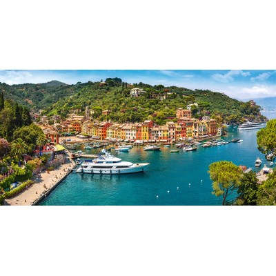 Puzzle Castorland-400201 Portofino Italy